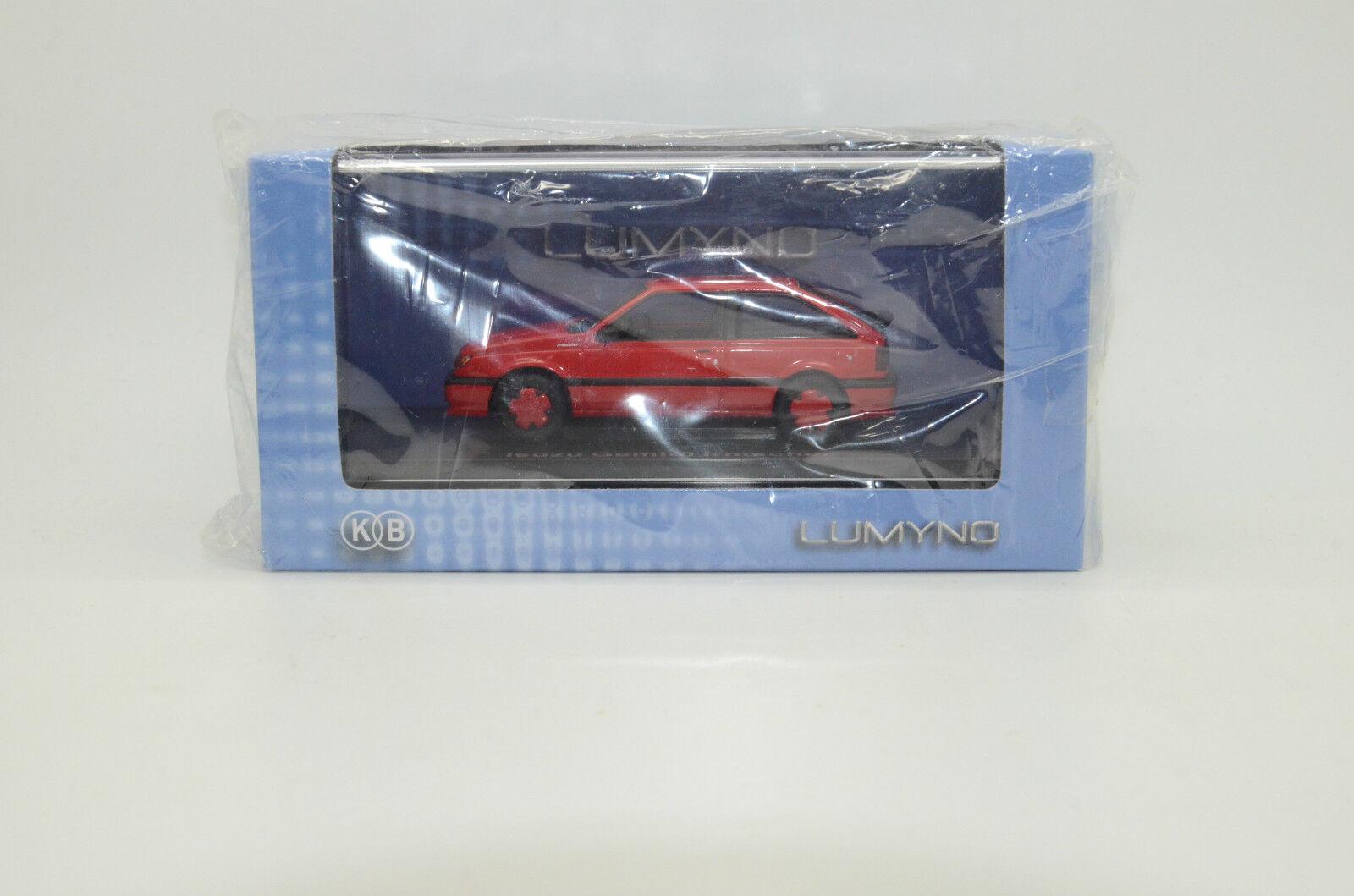rara      Isuzu Gemini Irmscher 1500 Turbo 1987 Norev 800727 1 43 843646