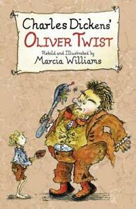 Oliver-Twist-Williams-Marcia-New-Book