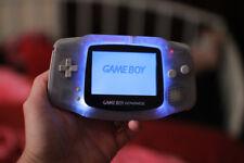 GBA Nintendo Game Boy Advance Frontlit Frontlight Front Light V2 NO LOCA GLUE!