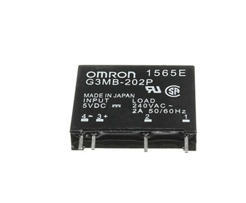 G3MB-202P-5VDC DC-AC PCB SSR In 5V DC Out 240V AC 2A Solid State Relay SK