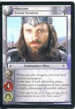 Lord Of The Rings CCG Card MD 10.R25 Aragorn, Elessar Telcontar