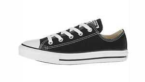 CONVERSE-All-Star-Low-Top-Chuck-Taylor-Shoes-Canvas-Youth-GIRLS-Medium-Sneakers