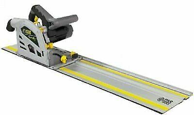 Black Fartools CS 165r Plunge Cut Circular Saw Rail 1650mm 1200Watt