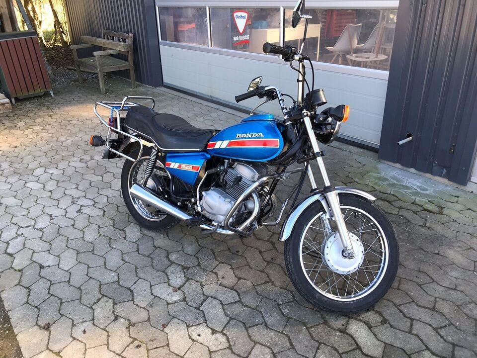 Honda, 200, ccm 185