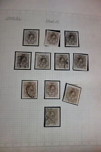 Spain-Specialized-Classic-Alfonso-Stamp-Collection