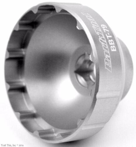 "Park Tool BBT-79 12-Notch Bike Bottom Bracket Cup Tool 46mm 3//8/"" fits SRAM DUB"