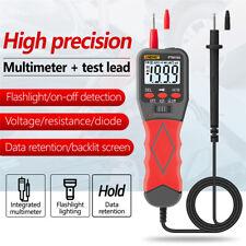 Ptm16a Digital Multimeter Pen Type Meter Dc Ac Voltage Continuity Tester Tool Us
