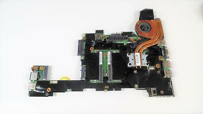 LENOVO THINKPAD X230 TABLET SYSTEM BOARD 04X3744 I7-3520 2.9GHz WITH CPU FAN