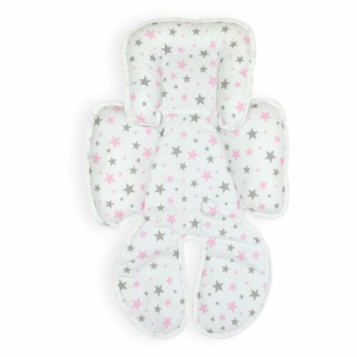 Baby Head Hugger /& Full Body Support Liner for Car Seat Buggy Pushchair  Y8A