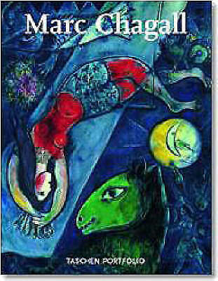 Marc Chagall (Taschen Portfolio), Jacob Baal-Teshuva, Used; Good Book