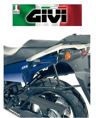 GIVI Seiten-Kofferträger PL532 für Monokey Koffer Suzuki DL 650 V-Strom 04-11