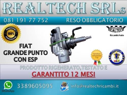 Piantone Fiat grande punto 199 servosterzo con ESP 55704065 CON IVA