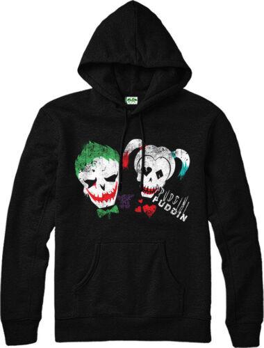 Suicide Squad Hoodie joker Hoodie Harley Quinn Birthday Gift Unisex Hoodie Top
