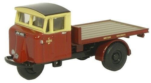 Oxford 76MH006 00 LKW Mechanical Horse British Rail