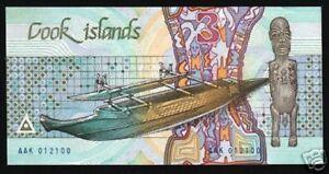 Cook Islands 3 Dollars 1987 r. UNC - Sklep numizmatyczny Dukat