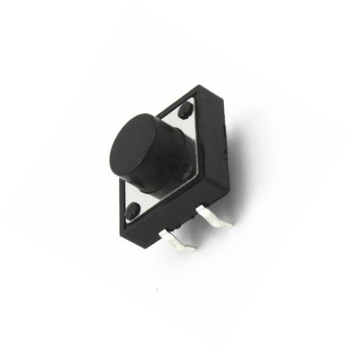 20pcs 4-pin DIP Tactile Push Button Switch Tact Switch 12X12X10mm NEW