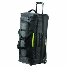 ea7ab365a9ca Caribee Scarecrow DX 85cm Rolling Luggage 100L Black Color