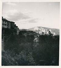 BONSON c.1935 - Vue sur la Ville   Alpes-Maritimes - Div 7542