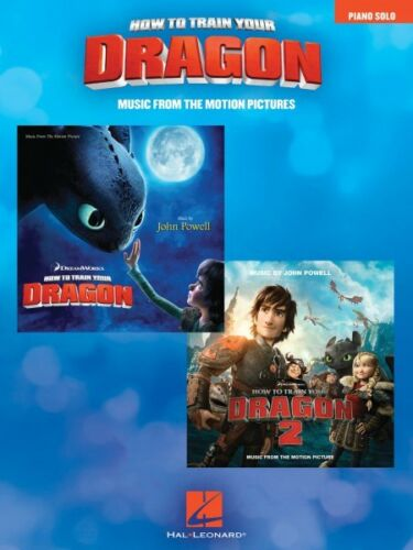 How to Train Your Dragon Sheet Music from the Motion Picture Piano Sol 000138210