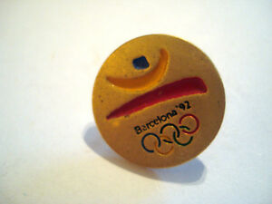 PINS-RARE-VINTAGE-JEUX-OLYMPIQUES-92-BARCELONA-BARCELONNE-OLYMPIC-GAMES-wxc-19