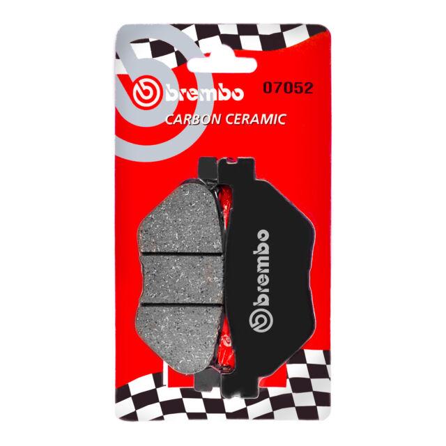 Brake Pads Brembo Carbon Ceramic Rear Yamaha Tmax 530 ABS 530 2012 >