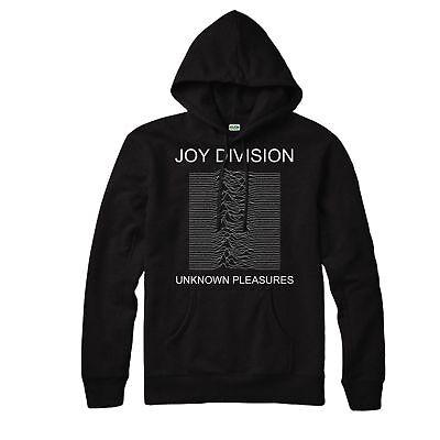 Unknown Pleasures Hoodie Rock Transmission Top The Cure Joy Division Hoodie Top