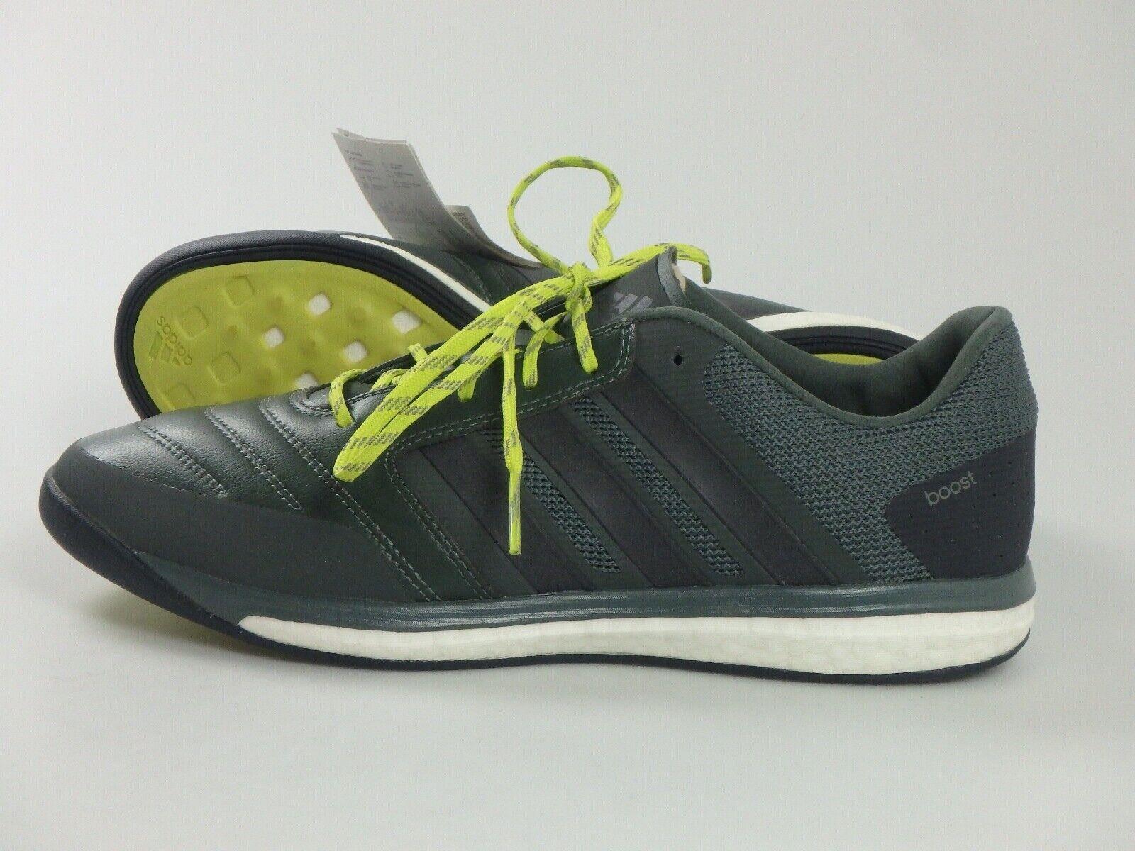 Adidas  30191 freefootball Boost zapatos halle indoor fútbol señores verde oliva 42 2 3