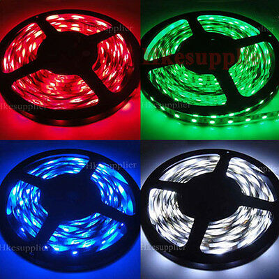 10M  Non-Waterproof 5050 RGB 300 LED Flexible Strip