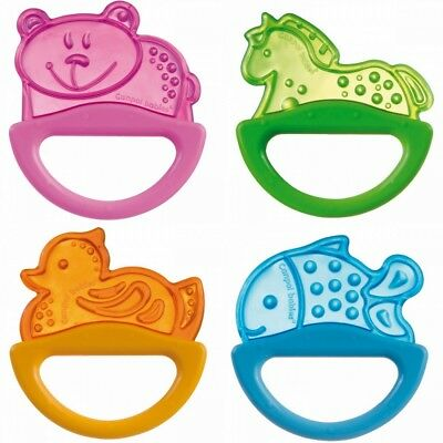 Faithful New Light Baby Teether With Rattle Soft Bite Teether Teething Soothing Toy 0m+ Let Our Commodities Go To The World