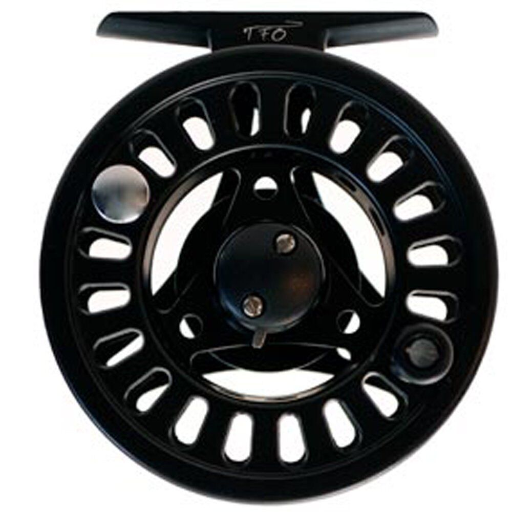 NEW TFO TEMPLE FORK OUTFITTERS PRISM CAST 56 FLY REEL FOR A 56 WEIGHT ROD