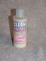 Soap & Glory Clean On Me Creamy Moisture Shower Gel 3.4 Oz/100ml