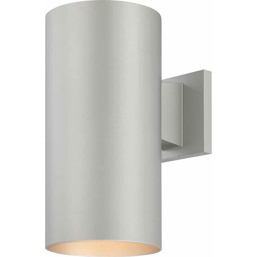 Iluminación de volumen 1 Luz de Lámpara de Parojo al Aire Libre gris Plata, gris plata-V9626-20