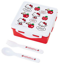 Sanrio Hello Kitty Apple Lunch Container