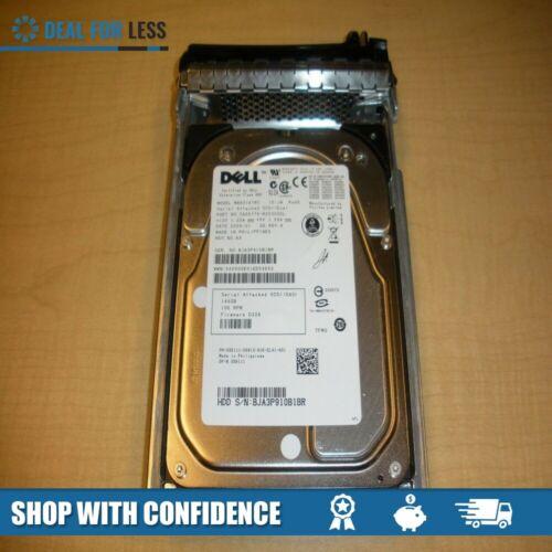 """XK111//0XK111//MBA3147RC-FUJITSU//DELL 147GB 15K 3.5/"""" SAS HDD"""
