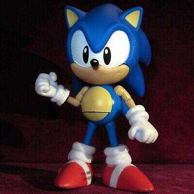 Rarer 4 11cm Jazwares Classic Sonic The Hedgehog Figure Toy Sega Jointed Retro Ebay