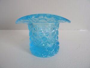 Vintage Fenton Art Glass Hat