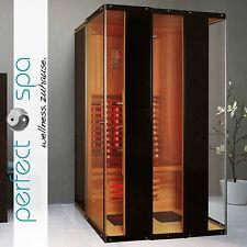 LUXUS Infrarotkabine Wärmekabine Infrarotsauna Infrarotwärmekabine Madeira Sauna