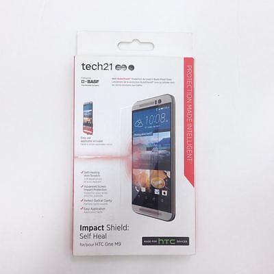 Tech21 Screen Protector Impact Shield/Self Heal/Anti Glare iPhone/Samsung/LG/HTC