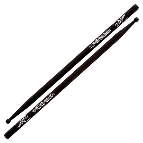 Zildjian ZASTBLK Travis Barker Black Artist Series Drumsticks Drum Sticks