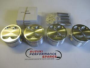 Details about Suzuki GSXR1100 1216cc MTC big bore piston kit