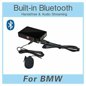 Bluetooth-A2DP-USB-adapter-BMW-E39-E83-E53-E85-Business-CD-Freisprecheinrichtung