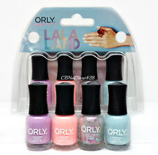 Orly Nail Lacquer - LA LA LAND - MINI Pack of 4 Colors x 0.18oz/5.3ml