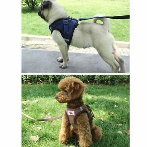 Dog-Harness-Vest-Adjustable-Pet-Puppy-Walk-Leash-for-Small-Medium-Large-Dog-New