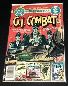 G-I-Combat-240-DC-Haunted-Tank-Joe-Kubert-Art-FREE-Shipping