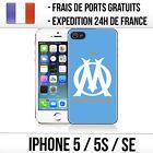 Coque iPhone 5 / 5S / SE - Olympique de Marseille / OM