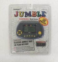 Old Stock 1998 Tiger Electronics Jumble Electronic Word Game Fast Shipping