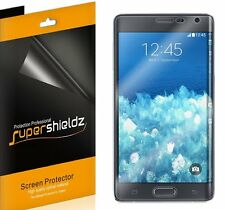 3X Supershieldz Anti-Fingerprint Screen Protector For Samsung Galaxy Note Edge