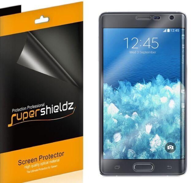 3X Supershieldz Anti-Fingerprint Screen Protector For Samsung Galaxy Note Edge