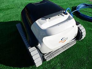 Dolphin Pool Style Automatic Piscine Floor Vacuum Cleaner-afficher Le Titre D'origine Ventes Pas ChèRes 50%