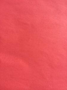 Säurefreien Seidenpapier 18gsmqm Qualität Dick Viele Farben Koralle